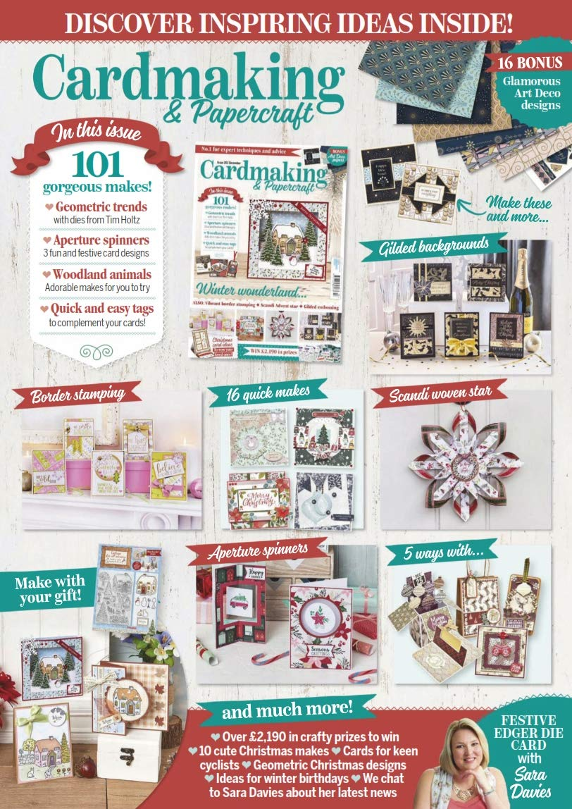Valentine Paper Crafts Magazine 2020 - Simply Cards And Papercraft Inspirations: simply cards and papercraft (English Edition)