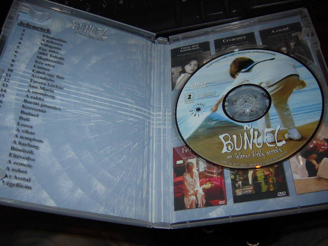 Amazon.com: Buñuel y la mesa del rey Salomón (aka Bunuel and ...
