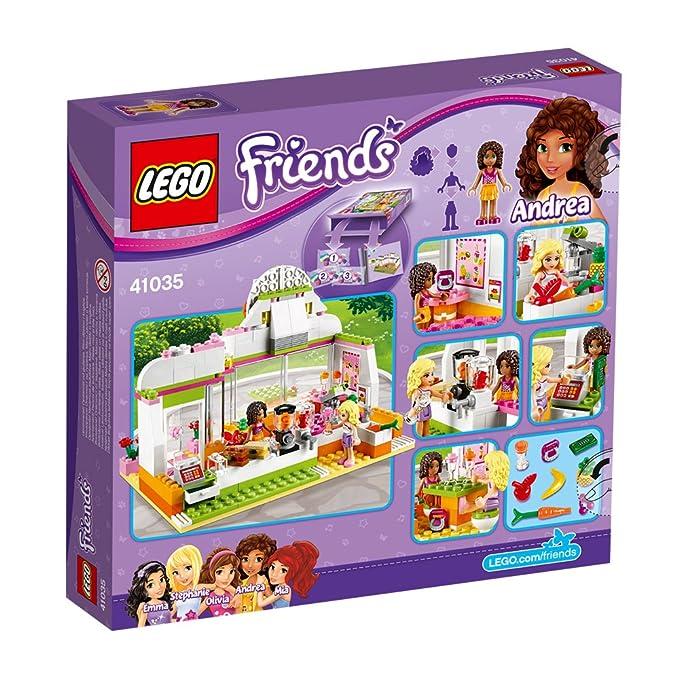 Smoothie Bar Heartlake Friends A1400544 Lego yvIYgb7f6