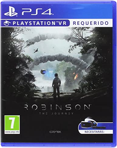 Robinson: The Journey VR: Amazon.es: Videojuegos