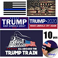 Keep America Great #2 TRUMP 2020 Collectible Morale Decal Sticker