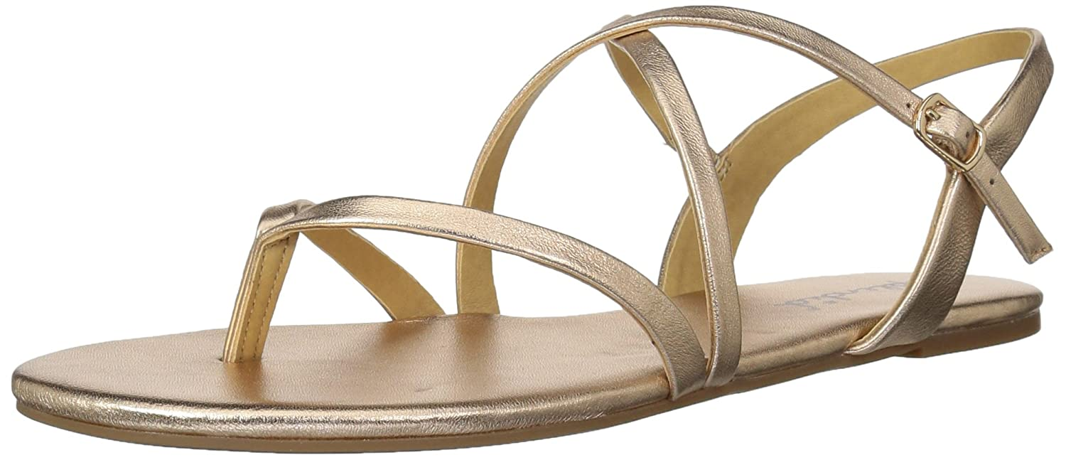 Splendid Women's Brett Sandal B071K96J22 9.5 B(M) US|Rose Gold