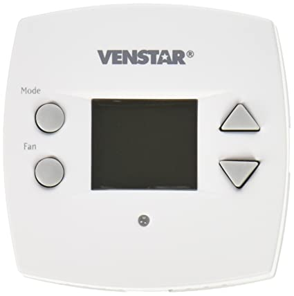 Venstar T1010 Small Footprint Thermostat - Programmable Household Thermostats - Amazon.com
