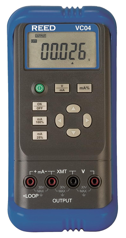 REED Instruments VC04 Voltage Current Simulator 10V 20mA