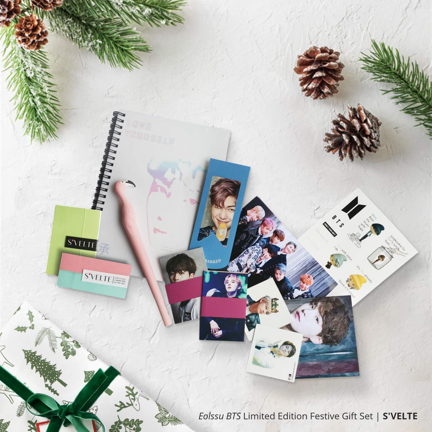 Amazon com: Kpop BTS Gift Set for ARMY: mystery box of