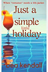 Just a Simple Little Holiday (The Blackleaf Agency Series Book 0) Kindle Edition