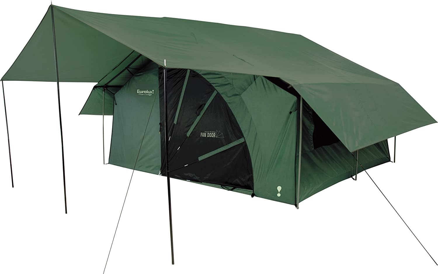 sc 1 st  Amazon.com & Amazon.com : Eureka Pine Lodge Tent : Family Tents : Sports u0026 Outdoors