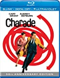Charade - 50th Anniversary Edition (Blu-ray + Digital Copy + UltraViolet)