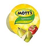 Mott's Applesauce, Pear, 4-Ounce Cups