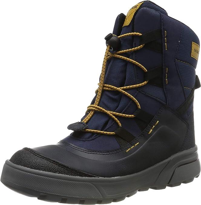 Geox Boys' J Sveggen B ABX a Snow Boots,Geox,J947UA0MEFU
