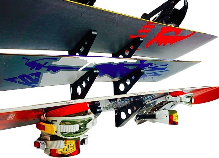 Top 10 Snowboard Home Decor