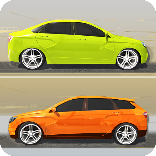 Test Drive Car Vesta&VestaSW (Best 3d Engine For Android)
