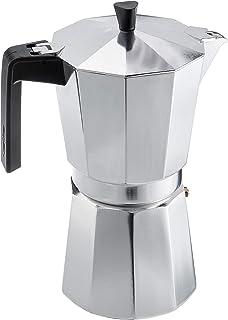 BRA CAFETERA DE Luxe 2, Aluminio, Plata, 12 Tazas: Amazon.es: Hogar