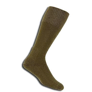 Thorlo Men's Combat Boot Overcalf Socks at Amazon Men's Clothing ...