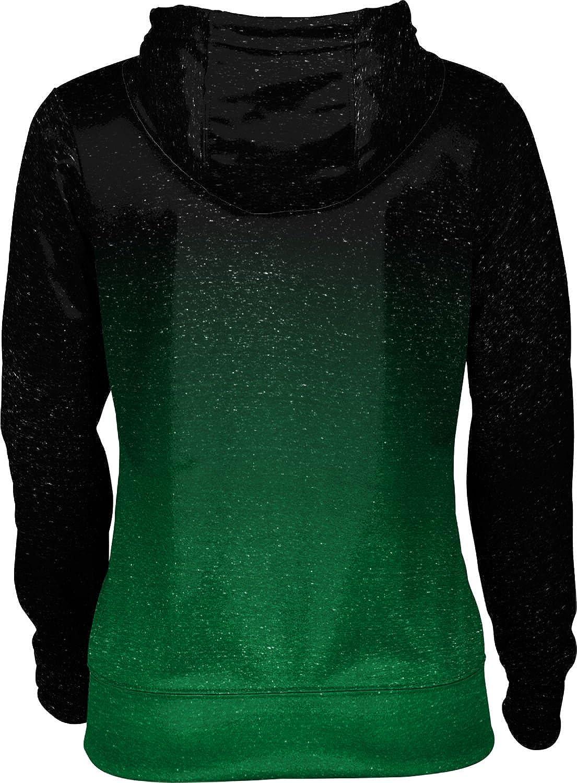 Ombre School Spirit Sweatshirt University of North Texas Girls Pullover Hoodie