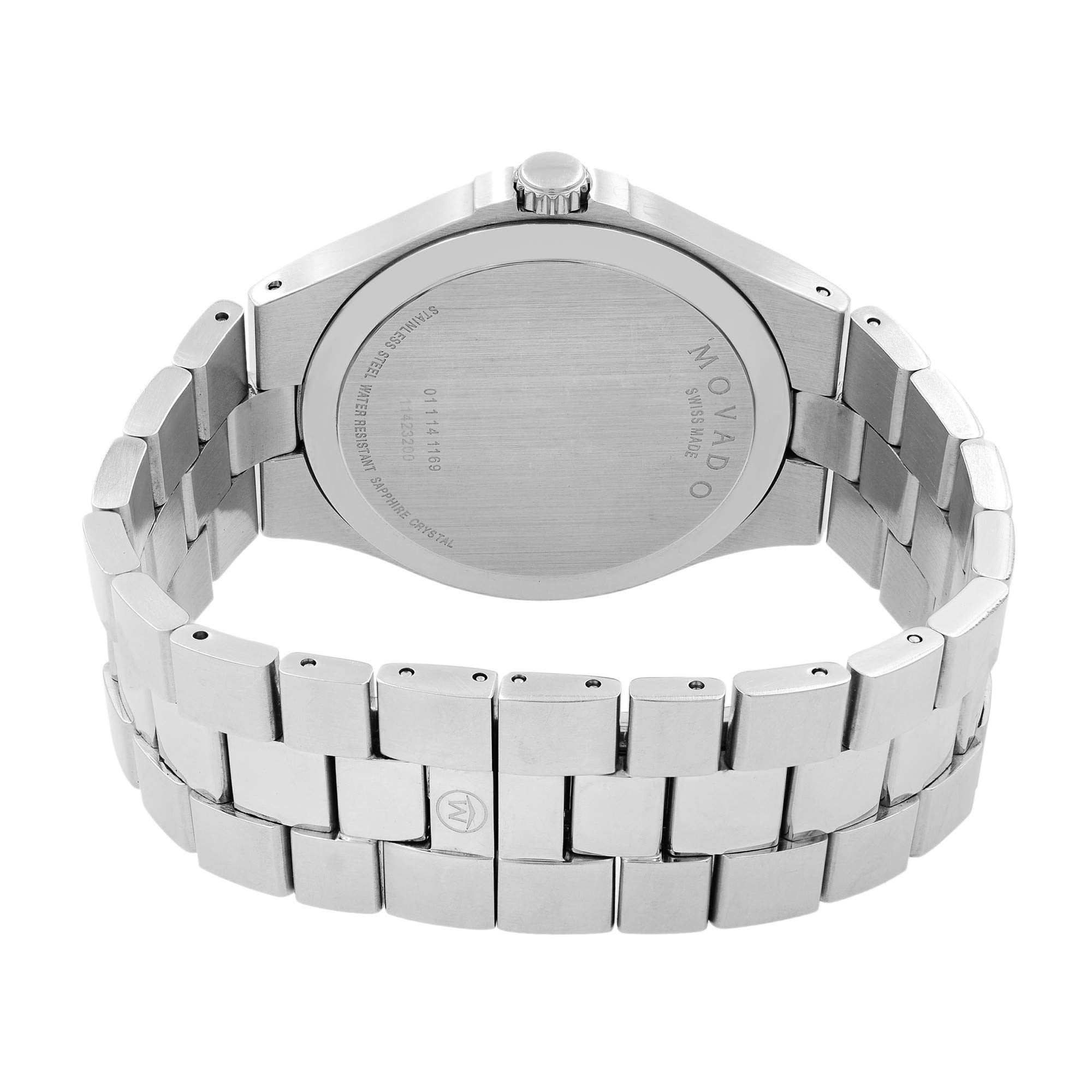 Movado Serio Quartz Male Watch 0606556 (Certified Pre-Owned) by Movado (Image #2)