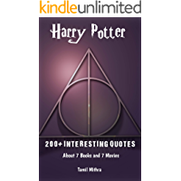 200+ intersting Harry Potter Quotes : About 7 Books and 7 Movies