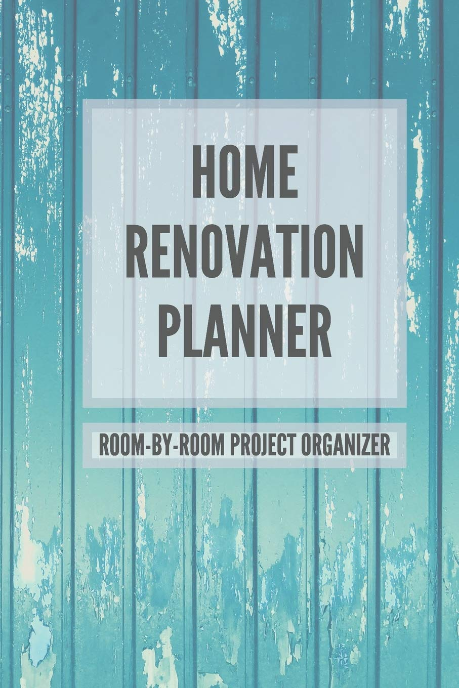 Amazon Com Home Renovation Planner Log Book Sketchpad Checklist And Project Organizer For Remodeling And Home Improvement Progress By Room 6 X 9 In 9781708702229 Planners Pfm Publishing Books