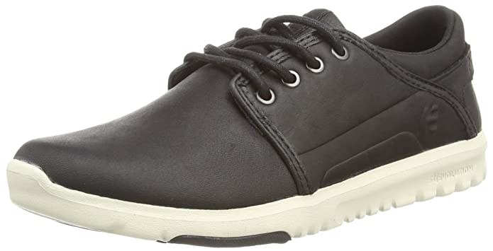 Etnies Scout Schuhe Erwachsene Herren schwarz (Black/Tan)