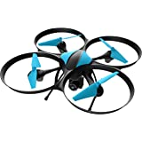 Force1 Video Drones with Camera for Adult and Kids – U49W HD FPV Drone WiFi Camera, VR RC Helicopter Spy Toy Drone with Video Camera and Extra Battery