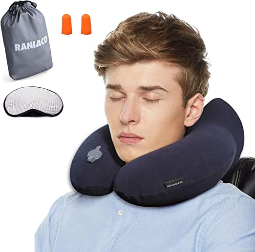 Raniaco Travel Pillow, Neck Pillow U