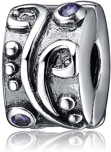 NEW Genuine Sterling Silber 925er Charms bead Clip Charm bead