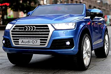 Kids Audi Q7 4 X 4 Sport 12v Electric / Battery Ride On Car Jeep
