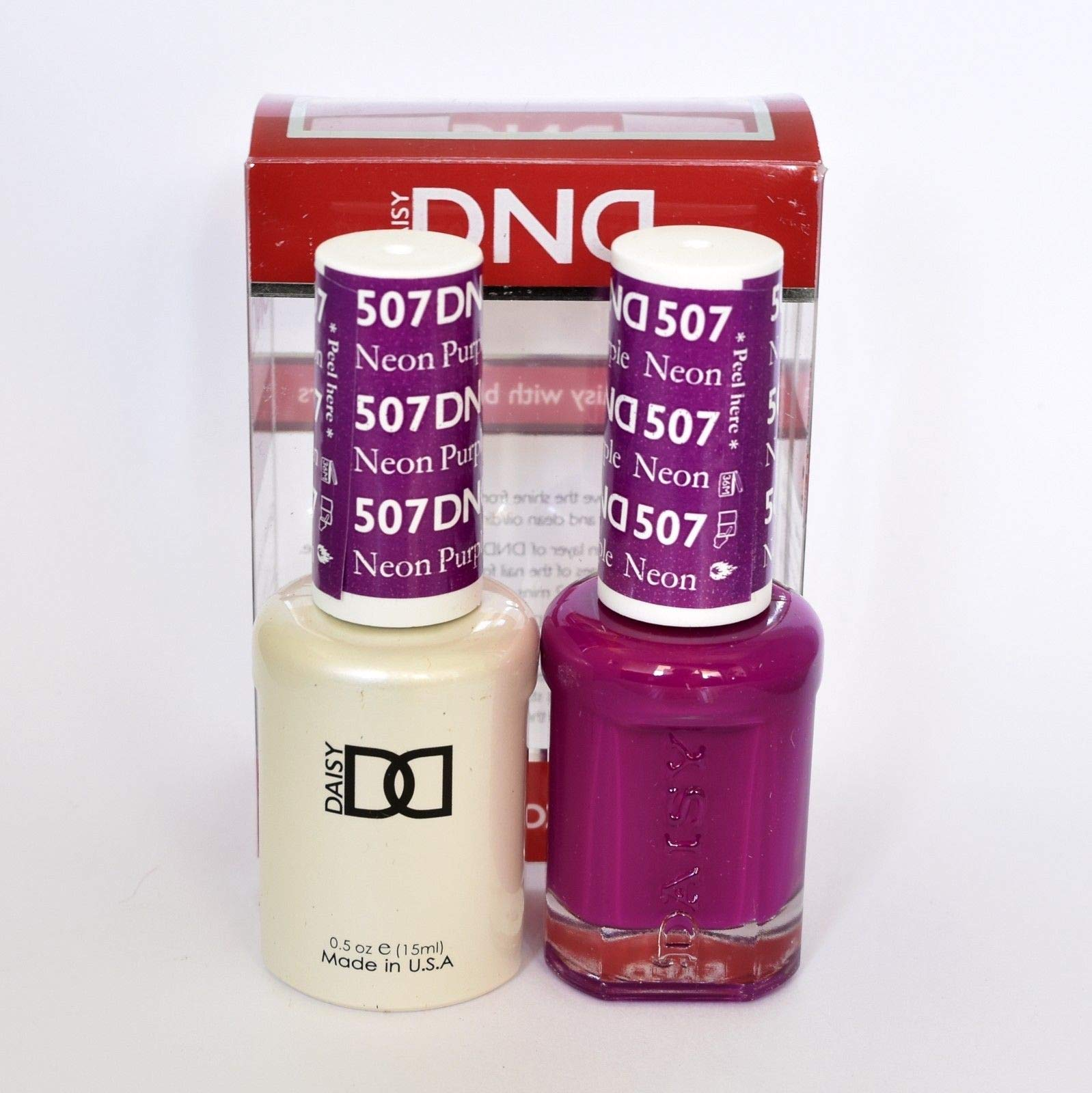 Amazon Com Dnd Daisy Duo Soak Off Gel And Matching Nail Polish 2016 Collection Buy 2