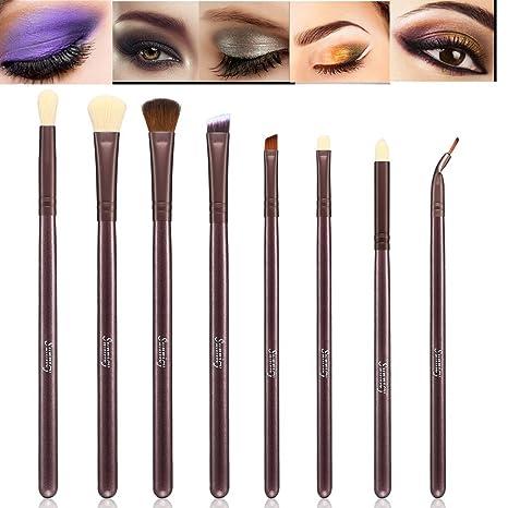 790e8d675 5 pz, sintetica di qualità professionale per trucco Kabuki Set  Cosmetics-Pennello per fondotinta