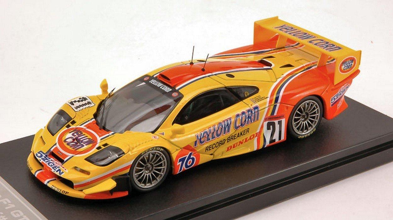 cómodamente Ebbro EB44672 MC Laren F1 GTR N.21 N.21 N.21 JGTC 2001 FOR HPI 1:43 Die Cast Model  muy popular