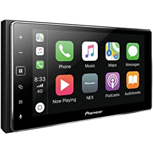 PIONEER MVH-1400NEX Digital Multimedia Video Receiver Apple CarPlay with Blue Tooth
