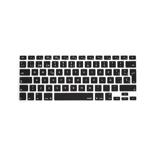 182 opinioni per MiNGFi spagnolo Copritastiera silicone coperchio della tastiera per MacBook Pro