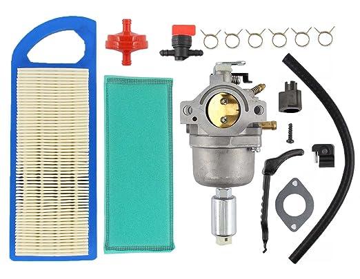Carburador Carb Válvula de cartucho filtro de aire Filtro de ...