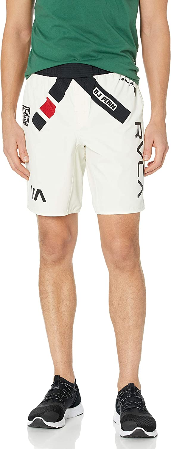 RVCA Men's Bj Legend Short
