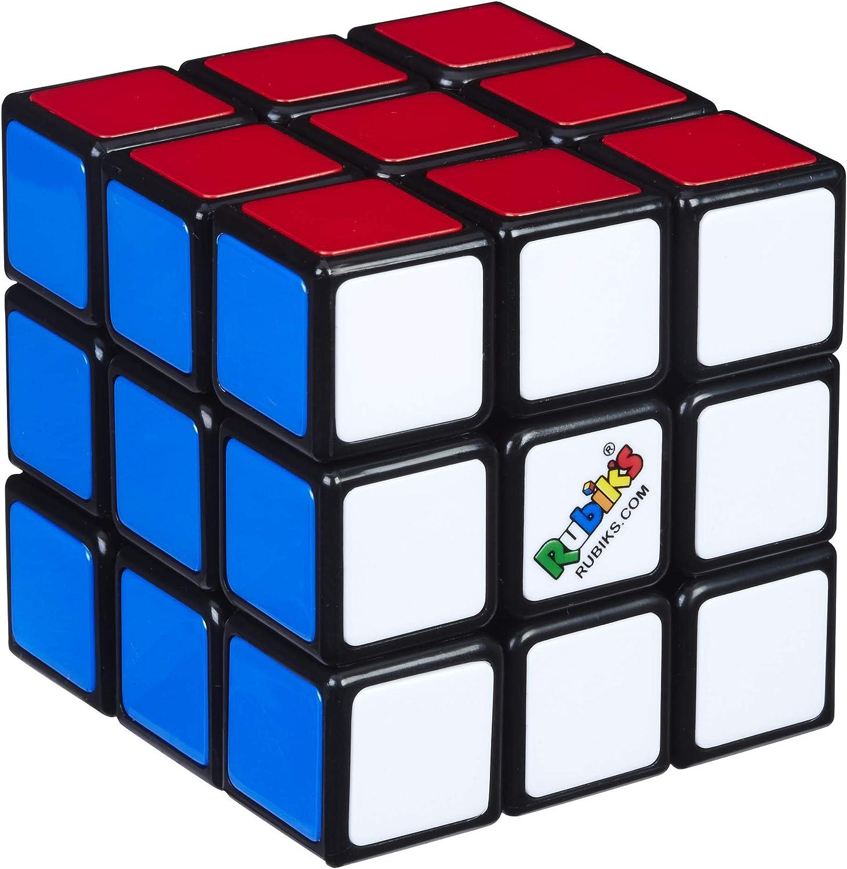 Rubiks Cube juego de rompecabezas de 3 x 3 para niños a partir de 8 años: Amazon.es: Juguetes y juegos