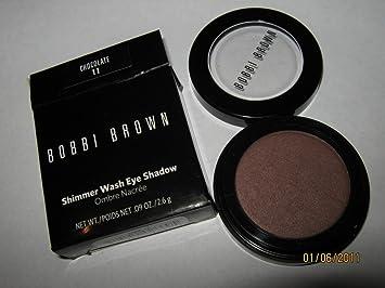 Amazon.com: Bobbi café Shimmer lavar sombra de ojos en ...
