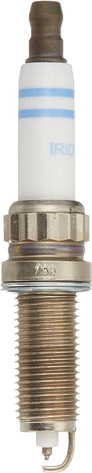 Bosch ZQR8SI302 Iridium Spark Plug, Up to 4X Longer Life (Pack of 10)