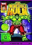 Incredible Hulk 1982 - Die Komplette Serie [2 DVDs]