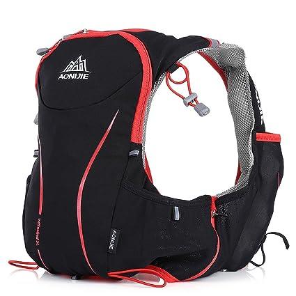 5 litros al aire libre chaleco de hidratación bolsa de agua con mochila Camelback paquetes senderismo