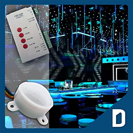 T-1000S PIXEL LED Controller w/ SD Card - Software Gamma