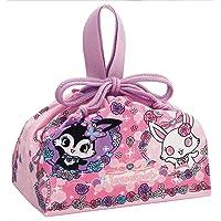 Skater斯凯达 午餐巾服 宝石宠物 紫粉色 三丽鸥 KB7