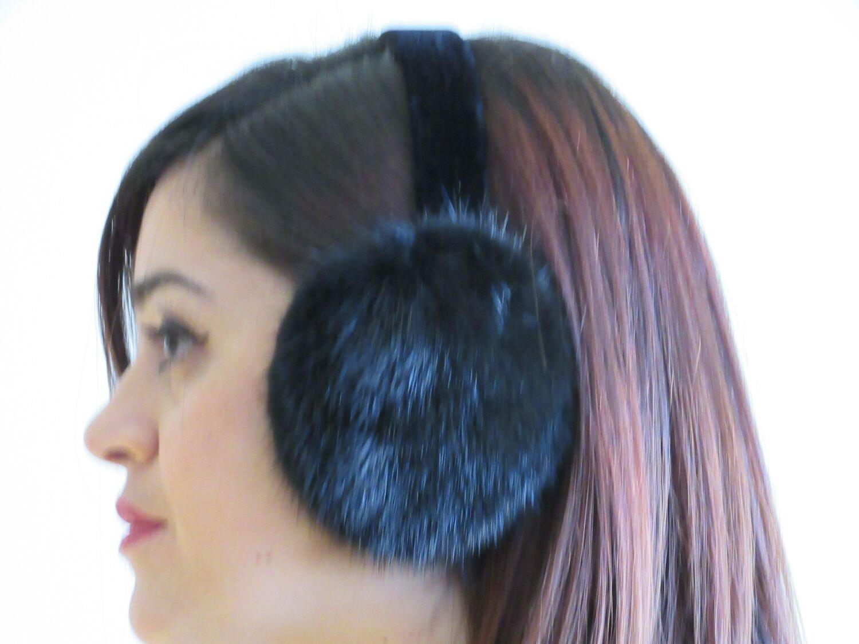 Ranch Mink Ear Muffs