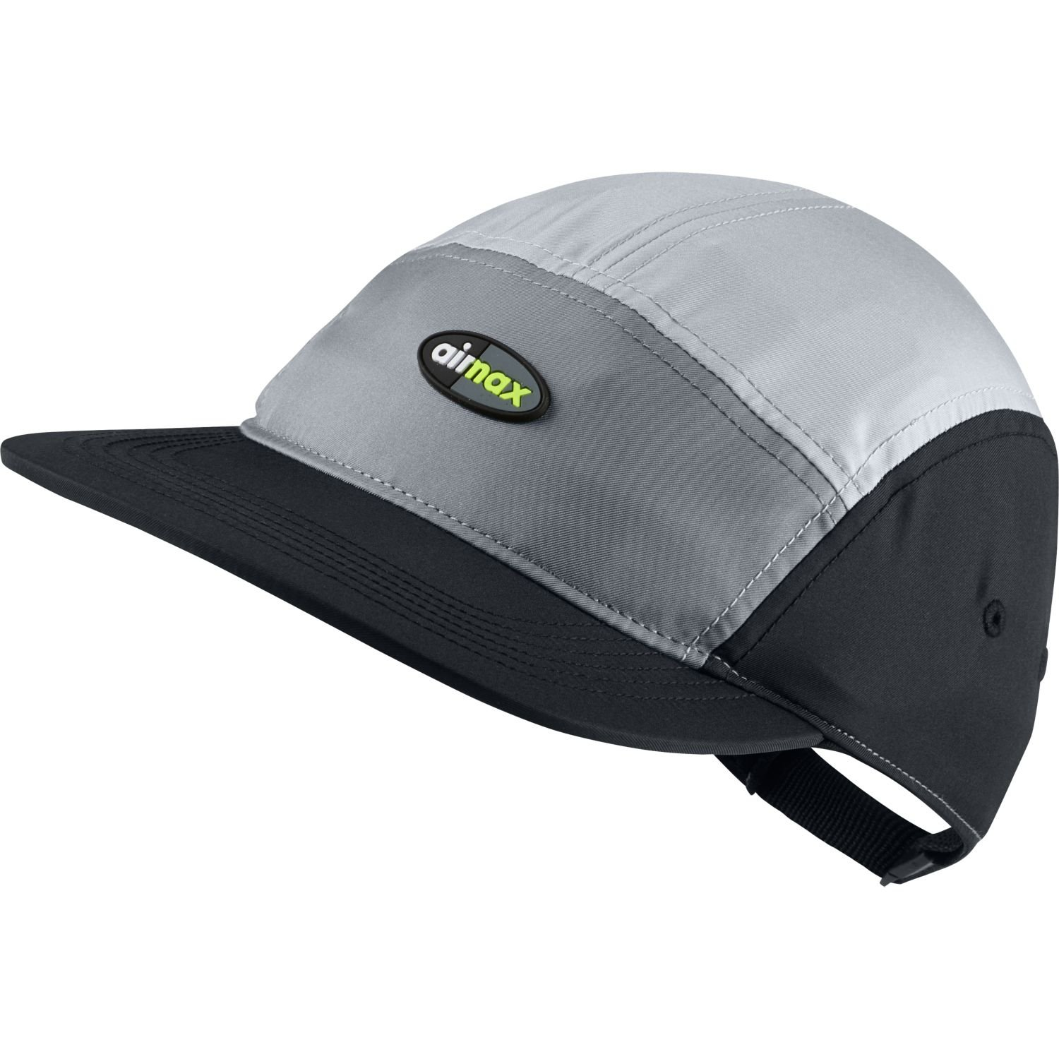 9622bf41e70f2 Amazon.com  NIKE Aerobill AW84 Air Max Adjustable Unisex Hat Cool Grey Wolf  Grey Black 891297-065 One Size  Sports   Outdoors