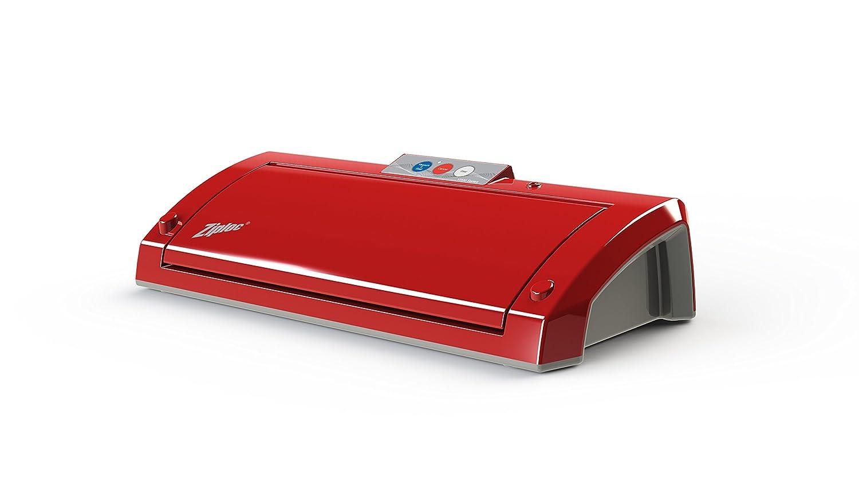Ziploc V205 V200-Series Vacuum Sealer System, Red