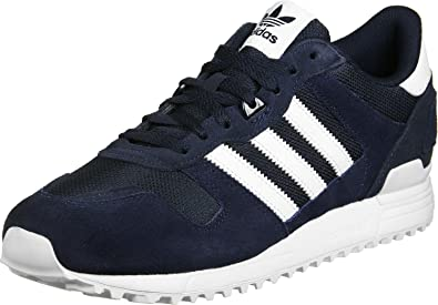 promo code d23f3 89778 adidas ZX 700 chaussures 4,5 navywhite