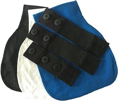 Extensores De Cintura De 3 Piezas Para Pantalones Vaqueros Pantalones Y Falda Amazon Es Ropa Y Accesorios