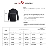 BALEAF Youth Boys' Compression Thermal Shirt Fleece