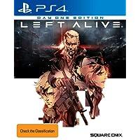 Left Alive  (PlayStation 4)