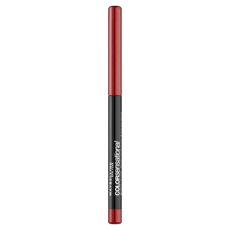 Maybelline New York Color Sensational Shaping Lip Liner Matita Labbra, Effetto Volumizzante, 60 Palest Pink 3600531361433