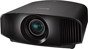 Sony VW325ES 4K HDR Home Theater Projector VPL-VW325ES, Black